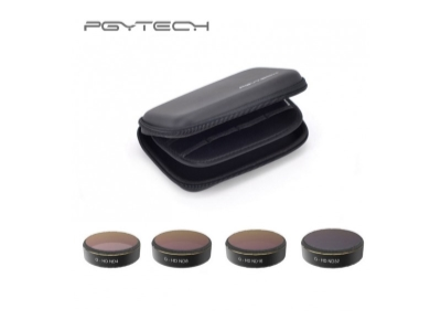 PGYTECH Filter Lens for Phantom 4 Advanced/Pro (4-pack)