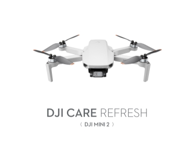 DJI Care Refresh (DJI Mini 2) - 2 år plan