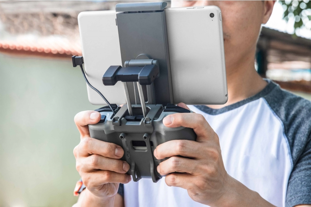 Mavic Air 2 Remote Controller Tablet Holder